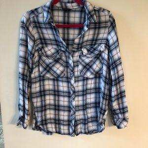 🌼 3/$20 🌼 Anthropologie Staccato flannel